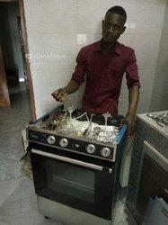 Réparation cuisinières et four à gaz