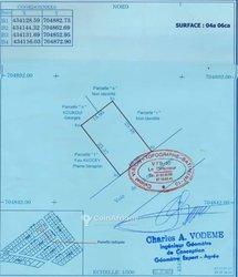 Terrain 406 m2 - Cotonou
