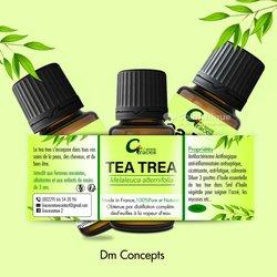 Huile essentielle de tea trea