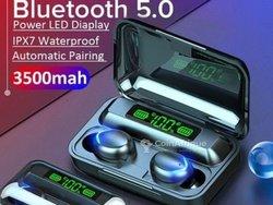 Écouteur bluetooth + chargeur