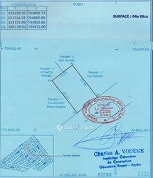 Parcelle - Cotonou Agontikon