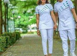 Ensemble tunique couple