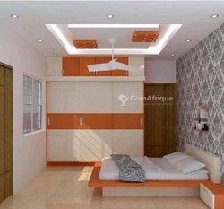 Décoration faux plafond