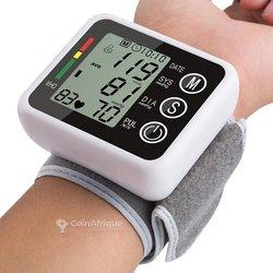 Smart tensiomètre à poignet