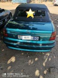 Opel Astra décapotable 2005