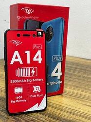 Itel A14 Plus - 512Mb / 16Gb
