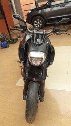 Moto Ducati Diavel 1200cc