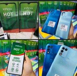 Infinix Hot 10 Play - 32Gb