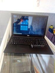 PC Acer ultra slim core i3