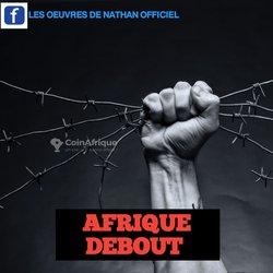 Livre - Afrique debout-livre ebook