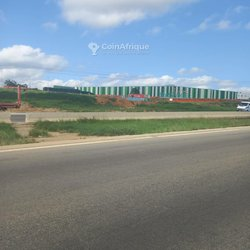 Vente Parcelle 35 hectares - Autoroute du Nord