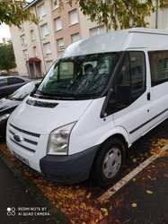 Ford Transit 9 places 2013