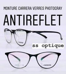 Lunettes photogray antireflet