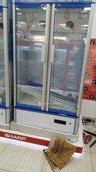 Réfrigérateur vitré Roch 550l