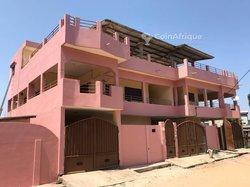 Vente Immeuble locatif 500 m² - Fidjrossè