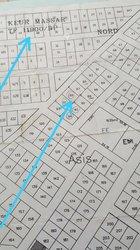 Vente Terrains jumelés 150 m² - Keur Massar