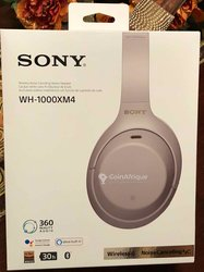 Ecouteurs bluetooth Sony WH-1000xm4