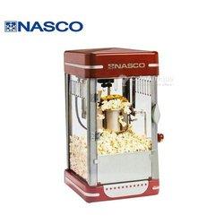 Machine à popcorn Nasco - pc5400-gs - rouge