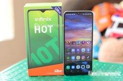 Infinix Hot 10t 128go