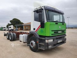 Camion Iveco Eurotech mp 1998