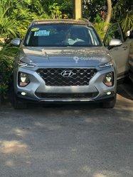 Location Hyundai Santa Fe 2020