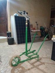 Matériel agricole + pompe solaire