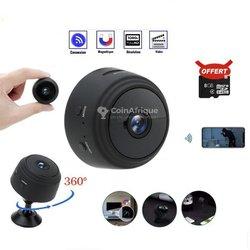 Wifi mini caméra