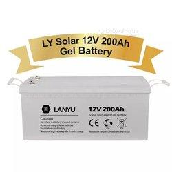 Batterie solaire 12v 200ah