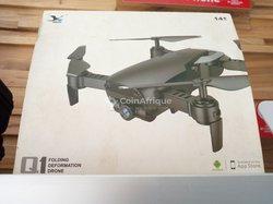 Drone avec manette