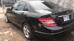 Mercedes-Benz C230 2010