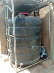 Polytank 2000 litres