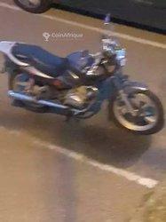 Moto Honda f6c 2000