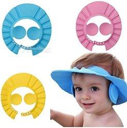Chapeau de bain pour bébé