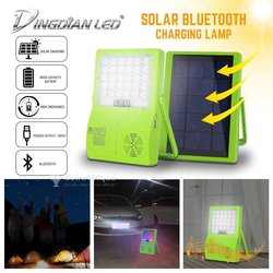 Lampe solaire mobile