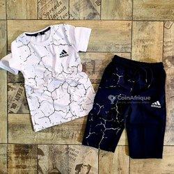 Vêtements enfants Adidas