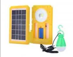 Lampe rechargeable - solaire