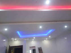 Travaux faux plafond moderne