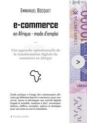 Livre - E-commerce en Afrique