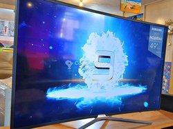 TV Samsung 55 pouces incurvé