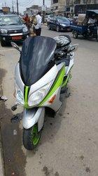 Yamaha Tmax 500 2012