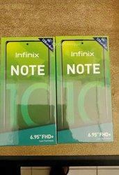 Infinix Note 10 - 128 go