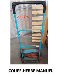 Coupe herbe