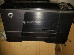 Imprimante HP Laserjet 200 Pro séries