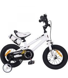 Vélo pour enfants 12 pouces 2-5 ans blanc