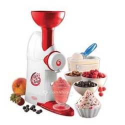 Machine à glace à sorbet Homday