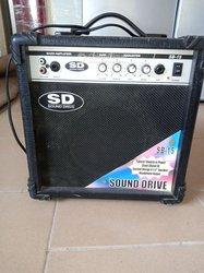 Ampli pour guitare basse