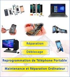 Réparation téléphone