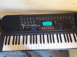 Piano Casio CTK-611