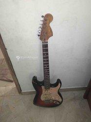 Guitare Solo Stratocaster