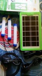 Lampadaires solaire + 3 ampoules